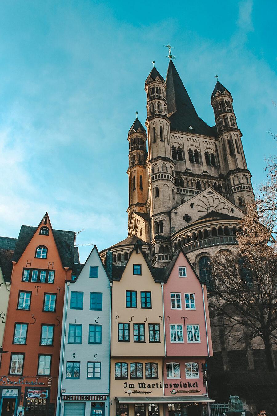 Casette colorate Colonia