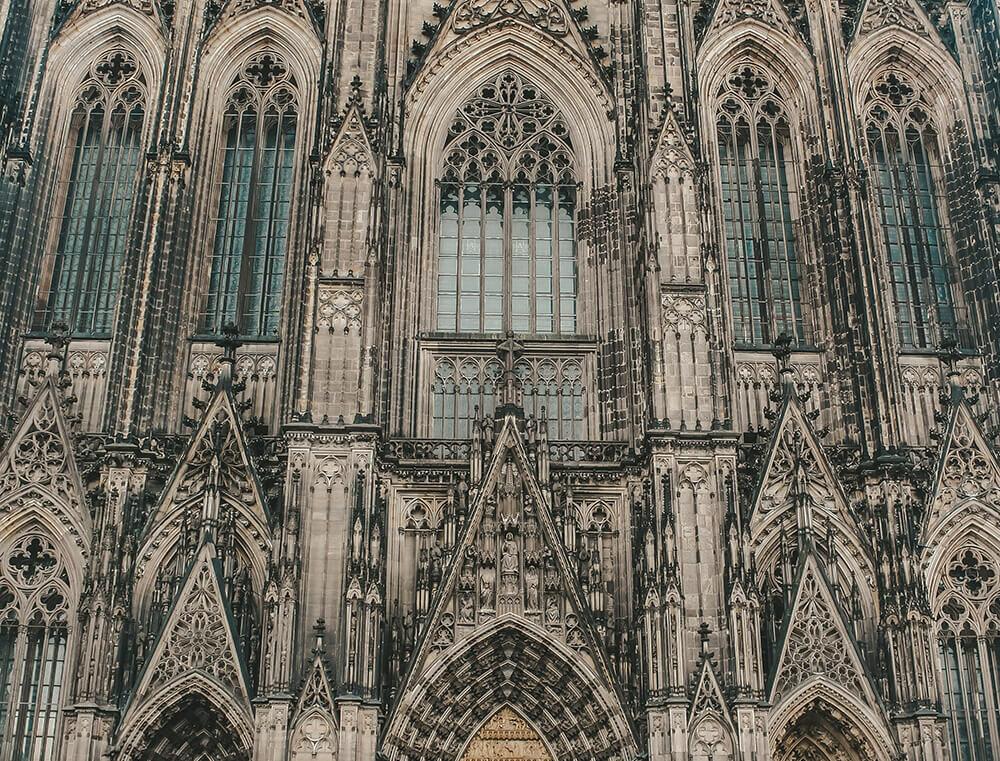 Cosa vedere un weekend a Colonia - Duomo di Colonia