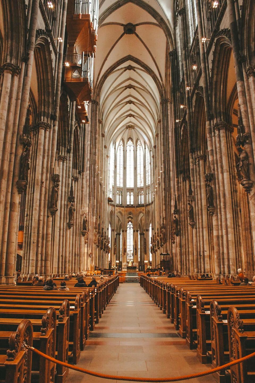 Duomo di Colonia interno - Cosa vedere in due giorni a Colonia