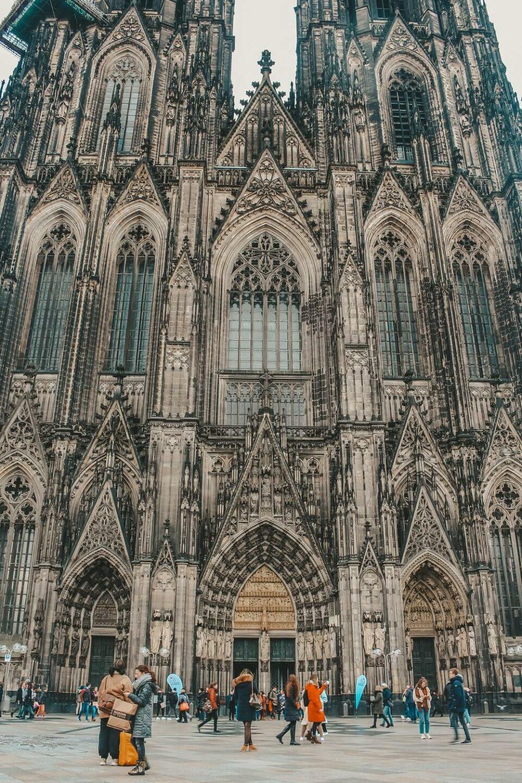 Cosa vedere in due giorni a Colonia - Cattedrale di Colonia