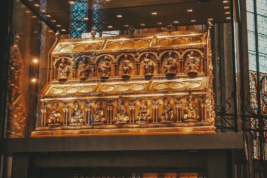 Reliquie dei Re Magi Duomo di colonia