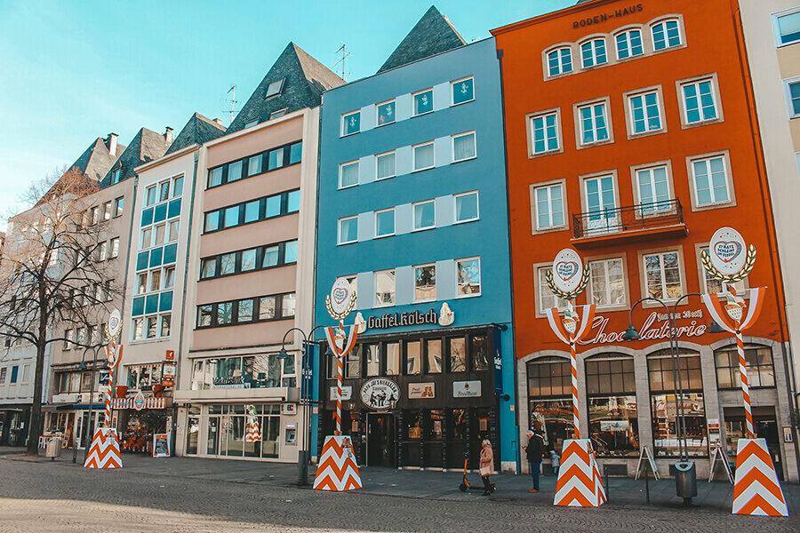 centro di Colonia