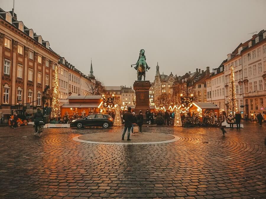 Atmosfera natalizia Copenaghen | Cosa vedere a Copenaghen in un giorno