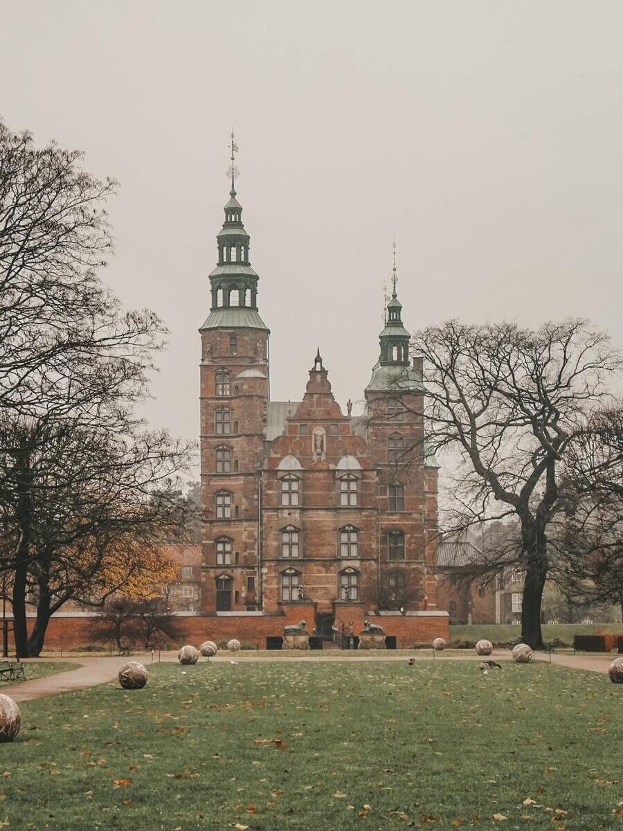 Castello Rosenborg | Cosa vedere a Copenaghen in un giorno