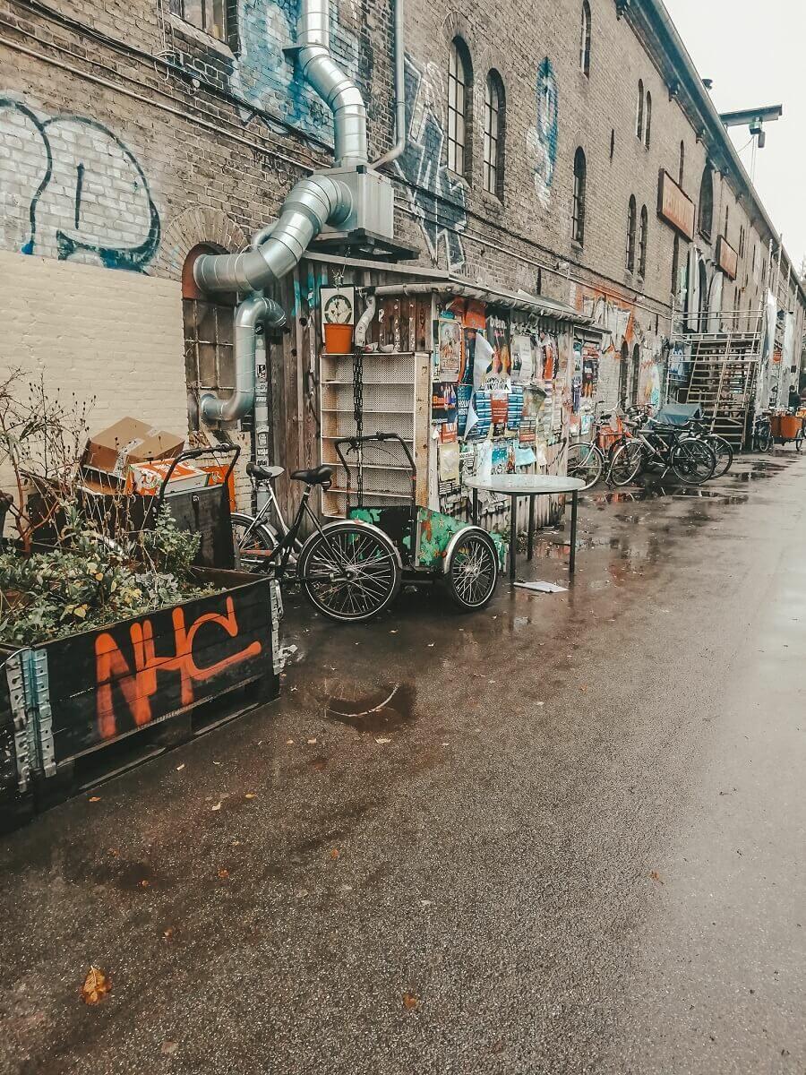 Christiania | Cosa vedere a Copenaghen in un giorno