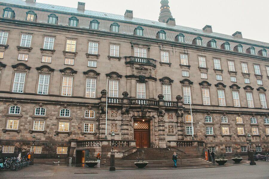 Christiansborg | Cosa vedere a Copenaghen in un giorno