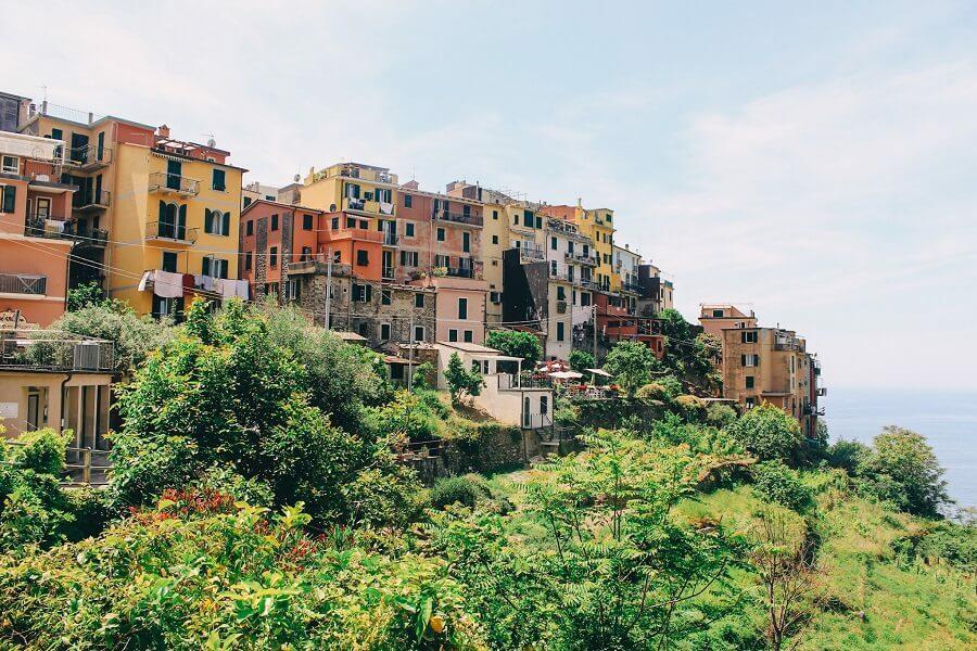 Cosa vedere a Corniglia | Come visitare le 5 terre e cosa vedere