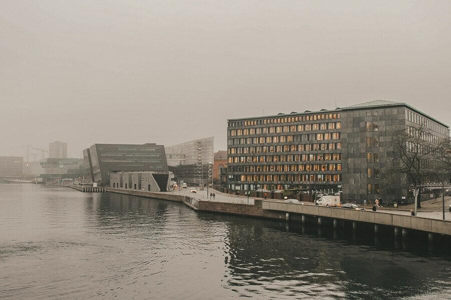 Diamante nero biblioteca Copenaghen