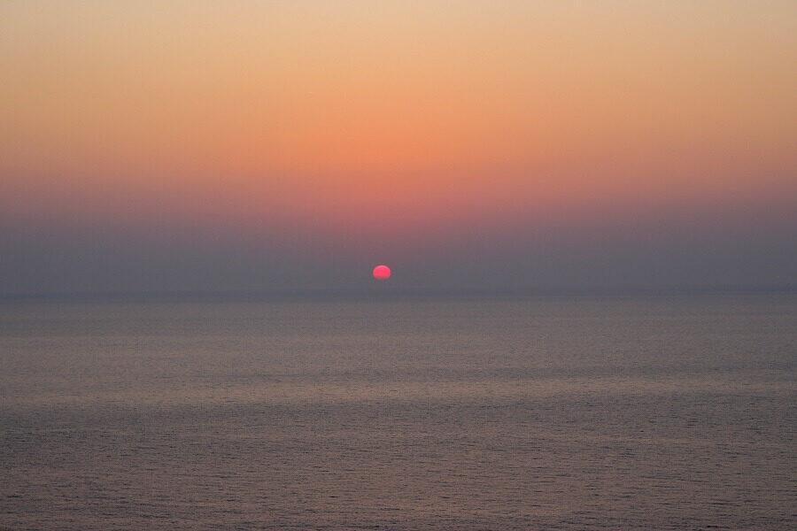 FARO DI AKROTIRI tramonto | Dove vedere il tramonto a Santorini