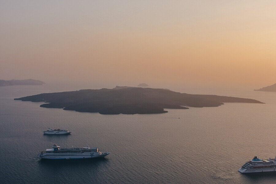 Fira tramonto Santorini | Dove vedere il tramonto a Santorini