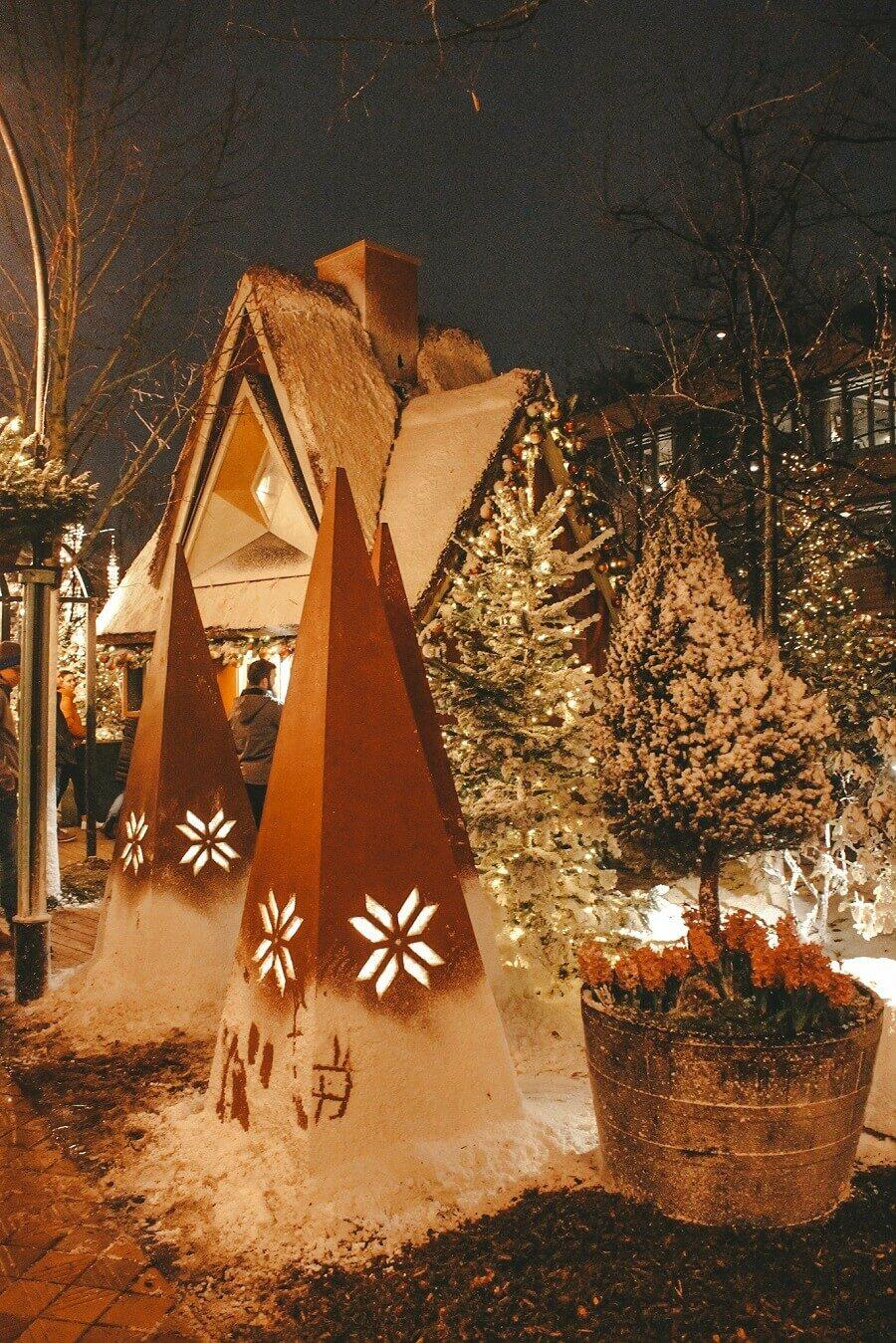 Giardini di Tivoli Natale