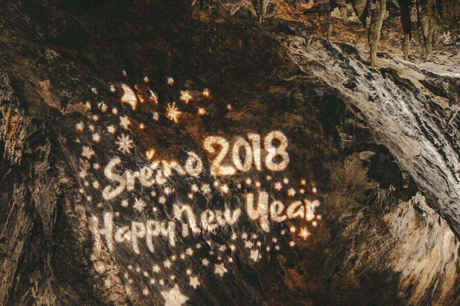 Grotte di Postumia capodanno in Slovenia
