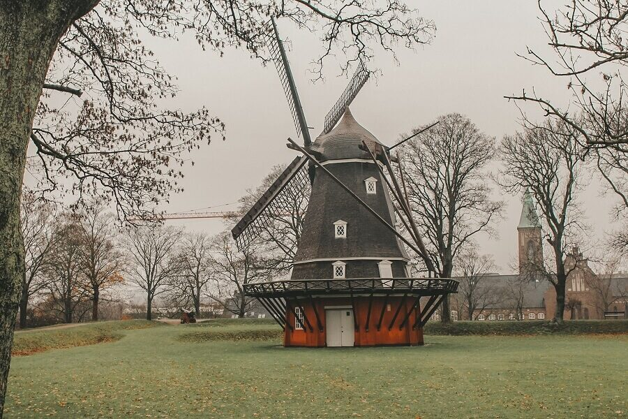 Mulino Kastellet Copenaghen