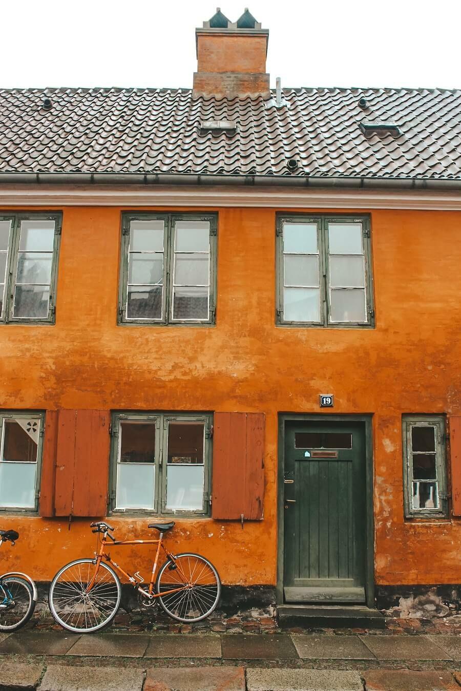 Cosa vedere a Copenaghen in un giorno | Nyboder a Copenhagen