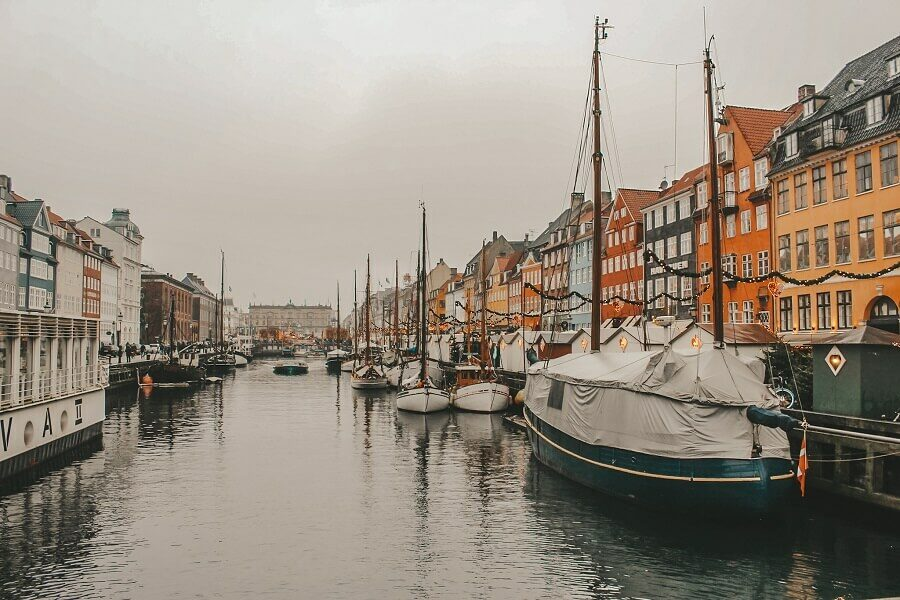 Nyhavn canale