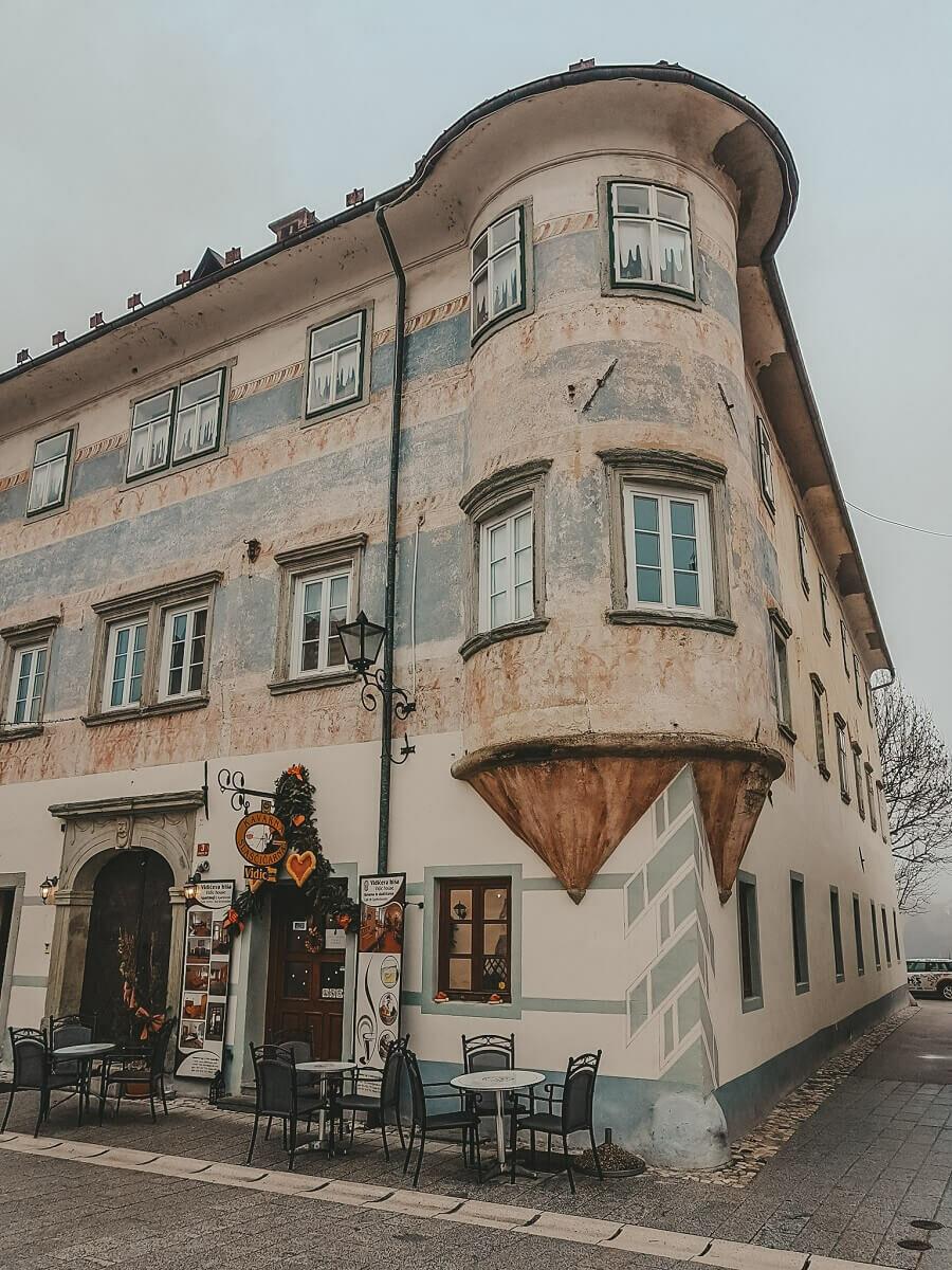Radovlika Slovenia natale