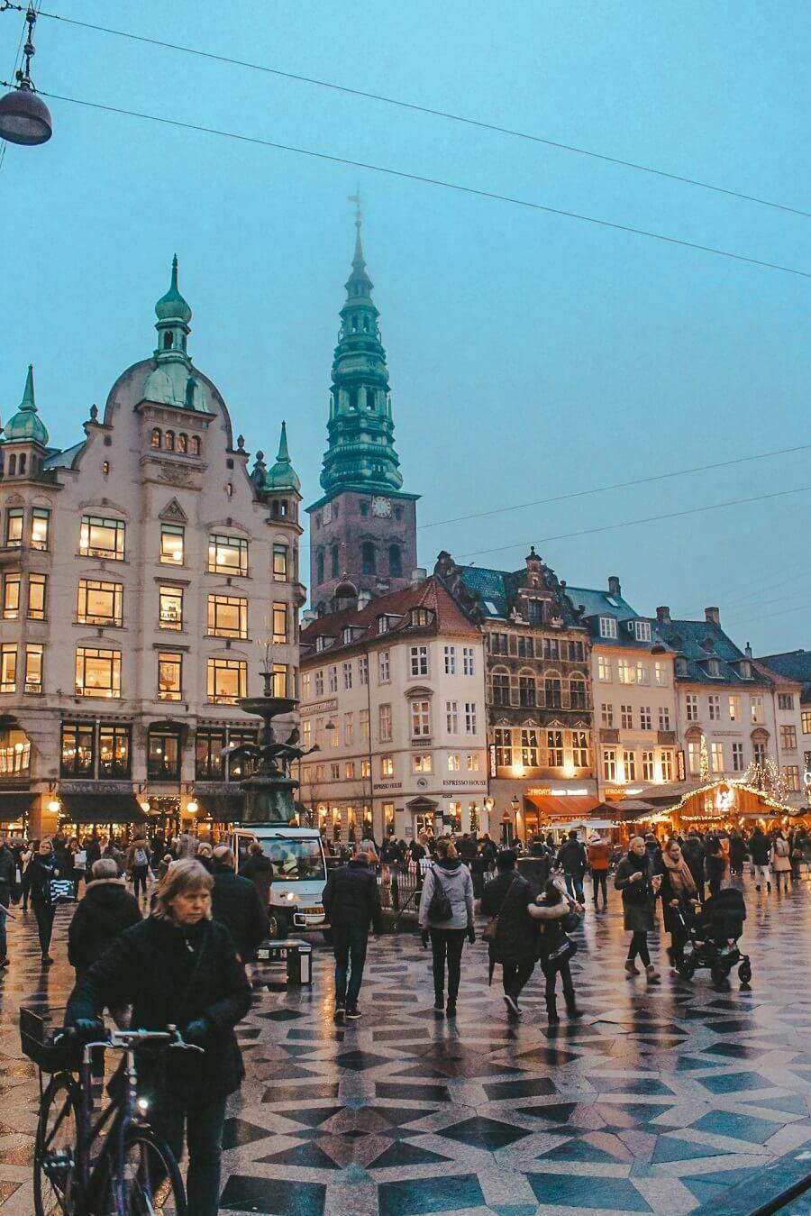 Strøget via dello shopping | Cosa vedere a Copenaghen in un giorno