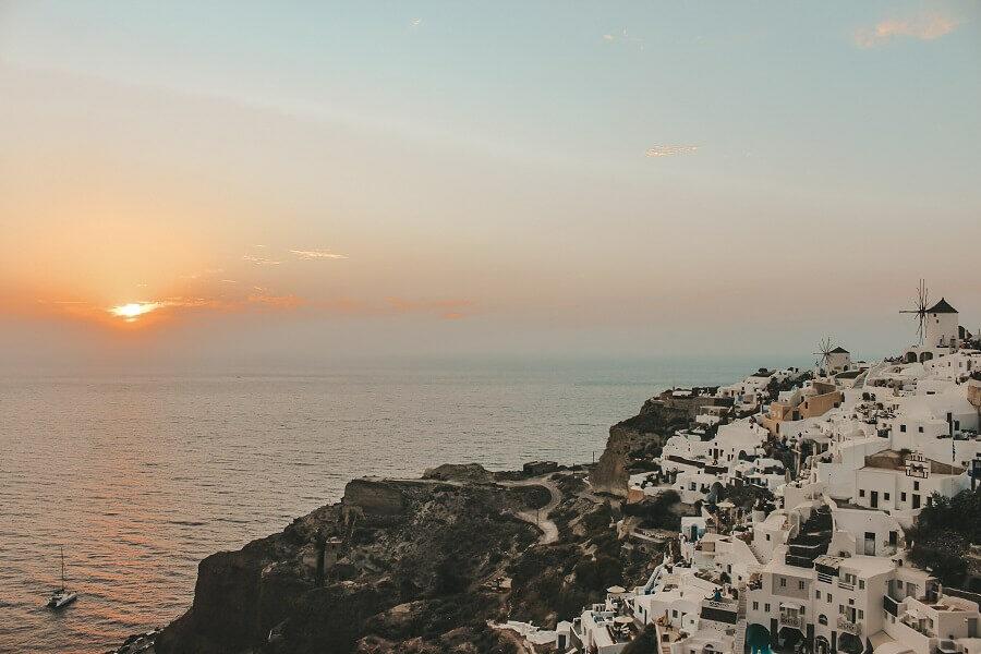 Tramonto a oia santorini | Dove vedere il tramonto a Santorini