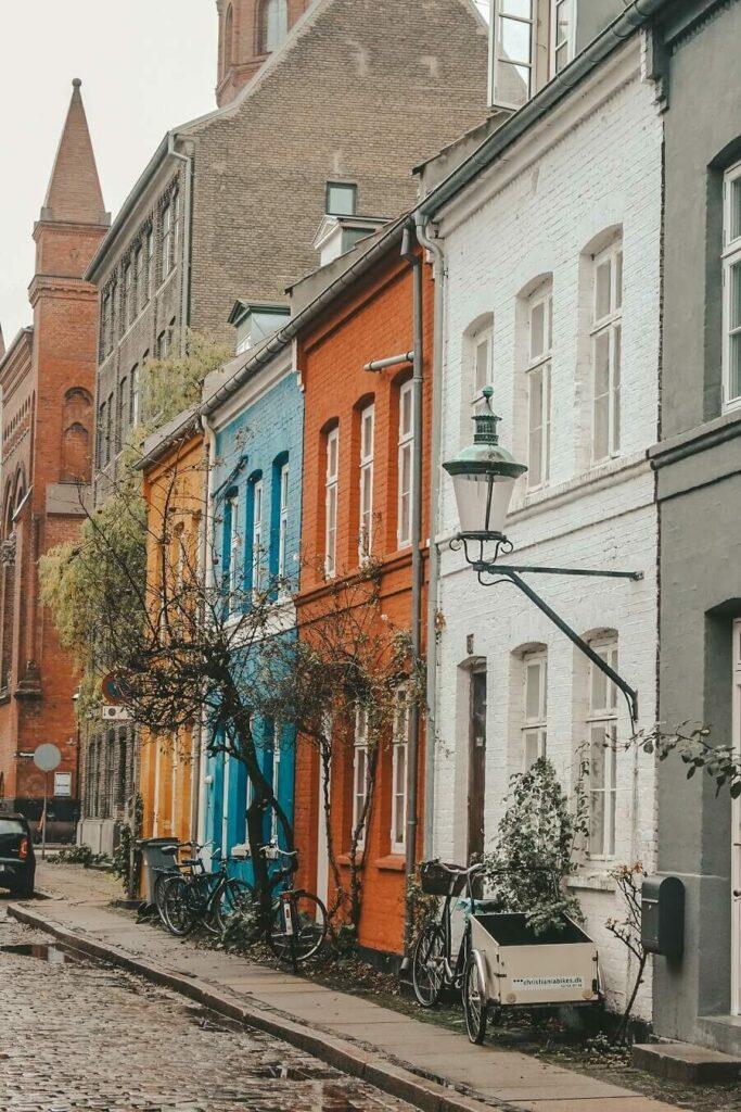 Cosa vedere a Copenaghen in un giorno | quartiere inglese Copenaghen