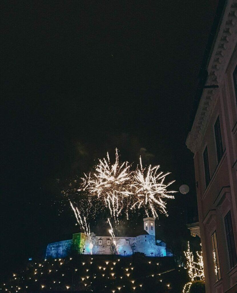Capodanno in Slovenia a Lubiana