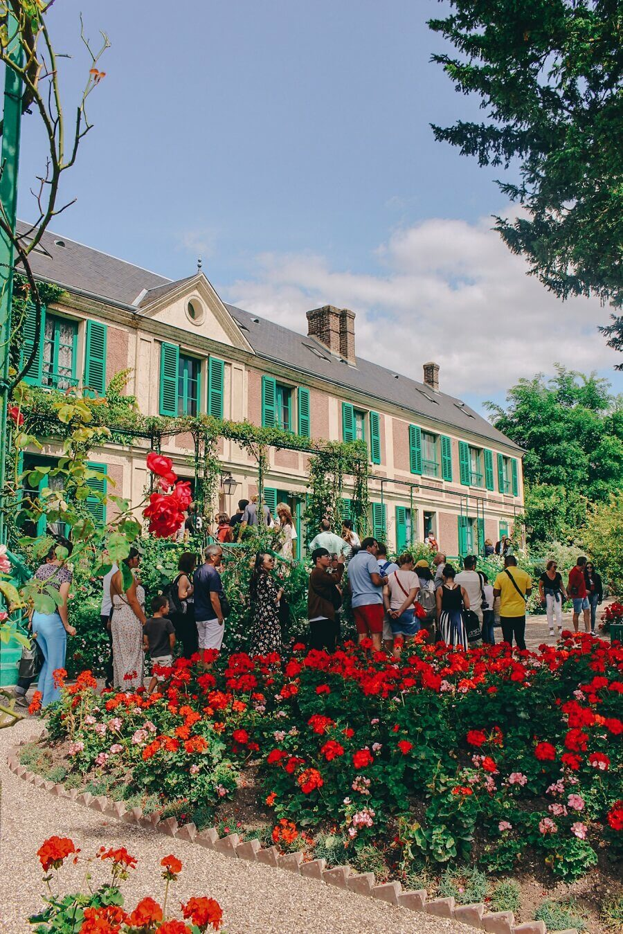 Casa di Monet in Normandia