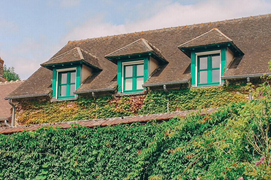 Casa di Monet pittore - 3 giorni in Normandia