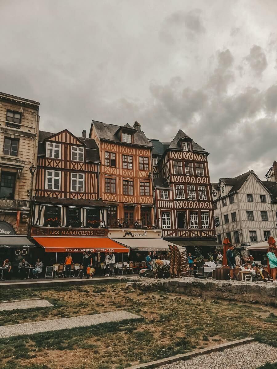Cosa vedere a Rouen - 3 giorni in Normandia