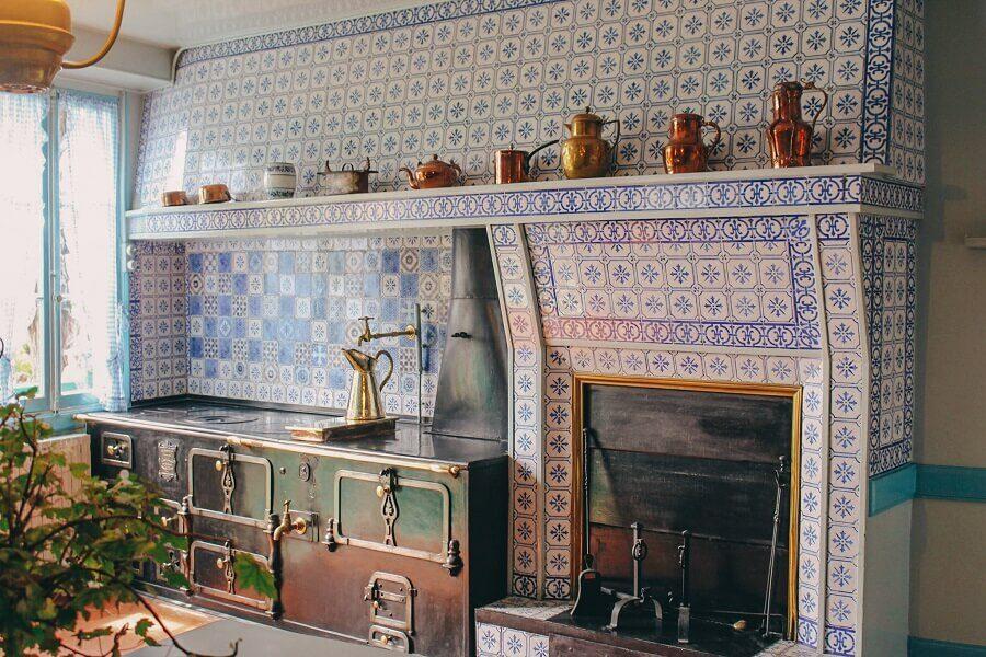 Cucine Casa Monet Giverny cosa vedere a giverny