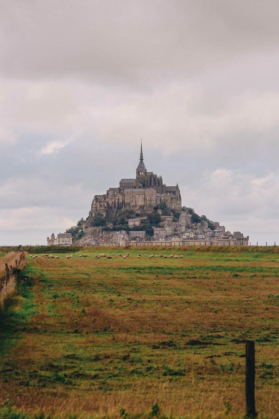 Le mont saint michel 3 giorni in normandia