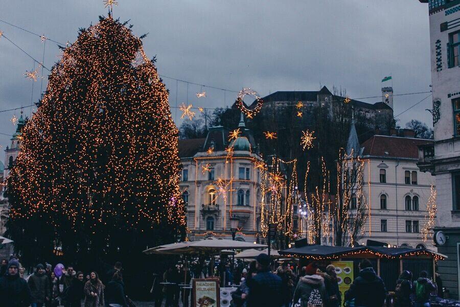 Lubiana Capodanno Slovenia