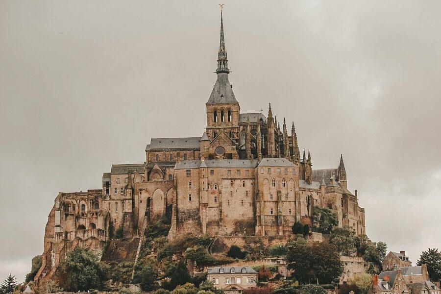 Mont Saint Michel cosa vedere 3 giorni in Normandia