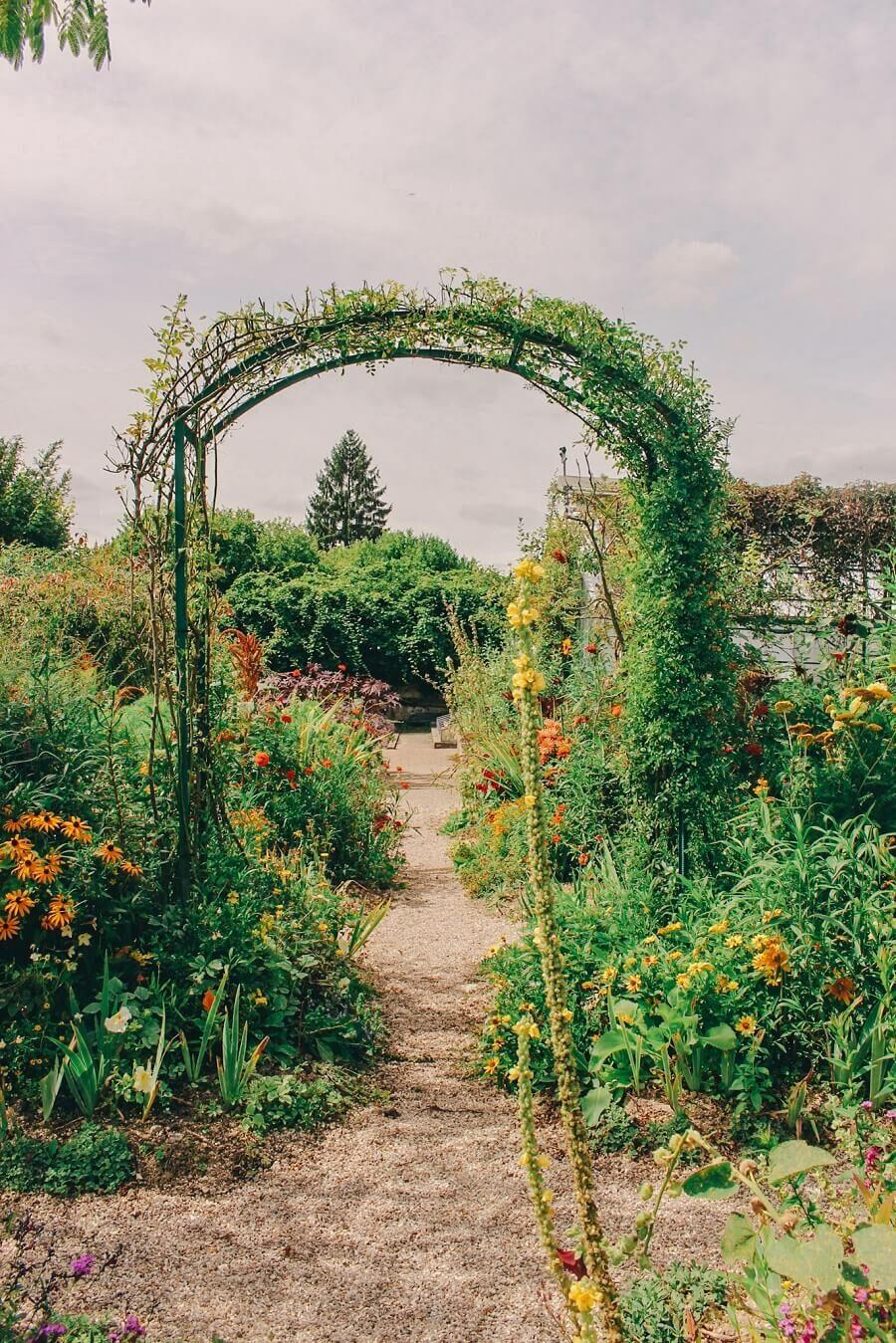 Natura a Giverny casa di Monet