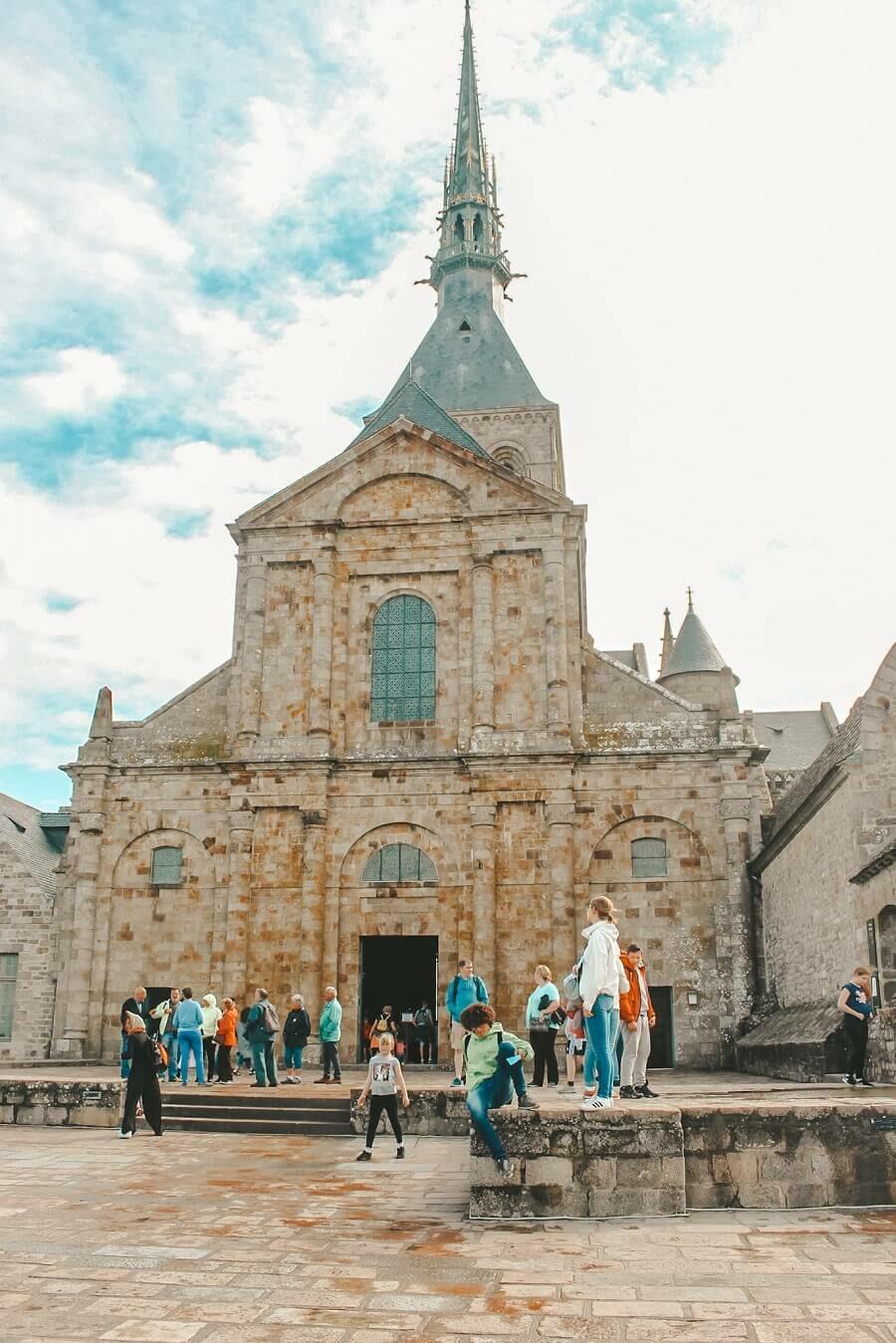 chiesa mont saint michel