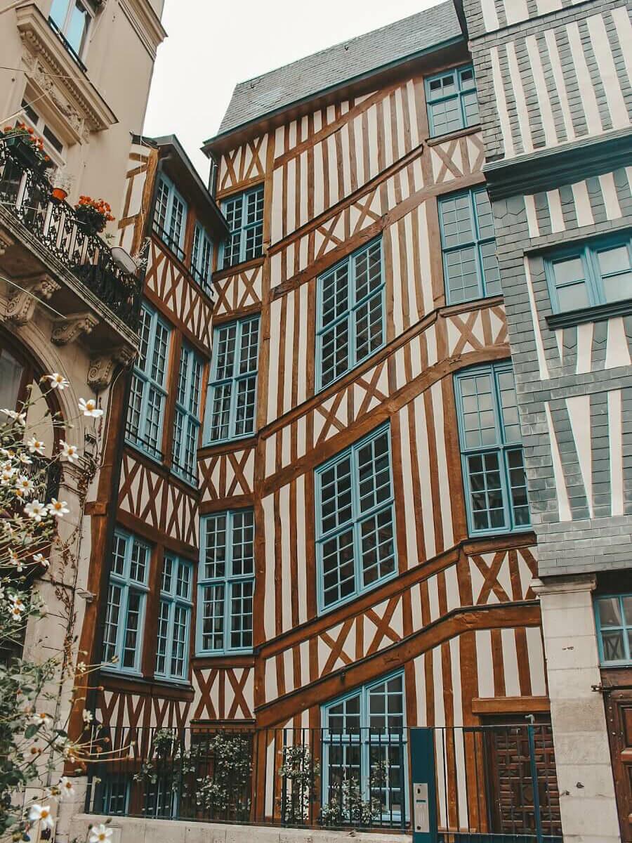 Rouen - 3 giorni in Normandia