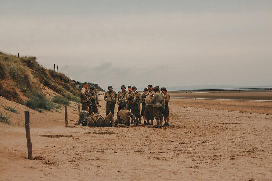 soldati d-day