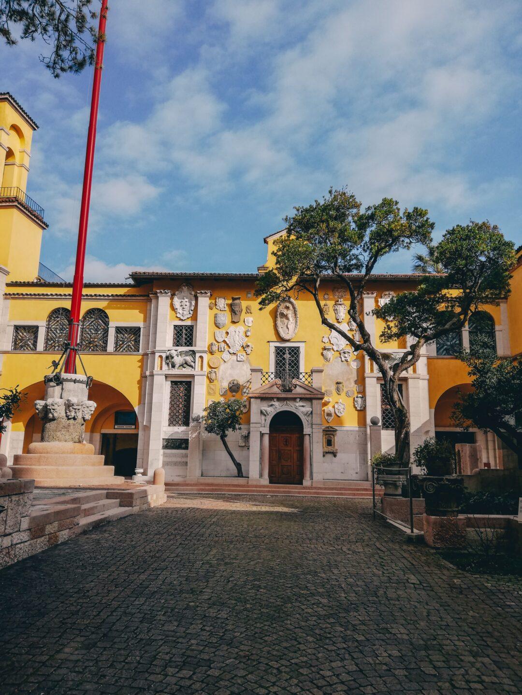 Casa di d'Annunzio Vittoriale degli Italiani