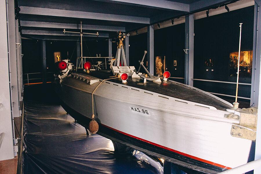 Sottomarino vittoriale italiani