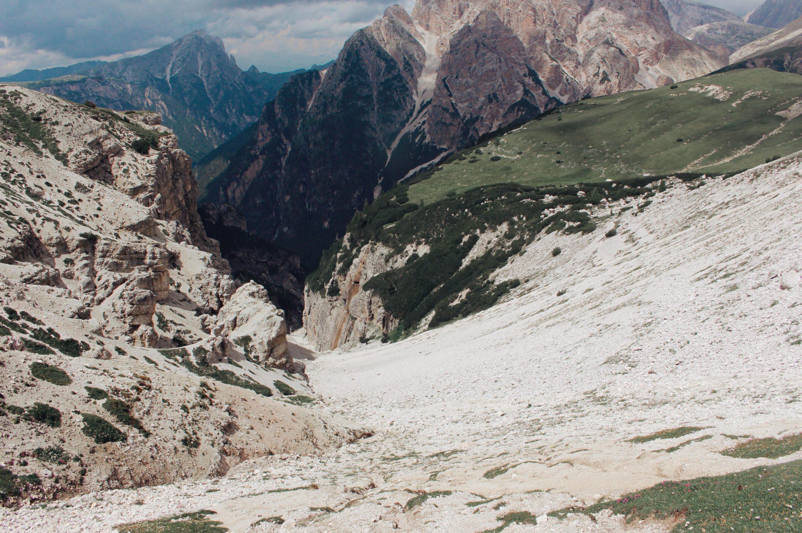panorama tre cime